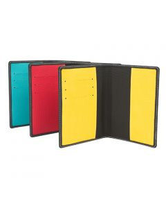 AB908 -  Classic PU Passport Holder