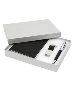 AB9607 - PU Passport Holder Gift Set