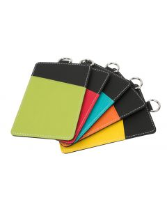 AB909 - PU ID Card Holder